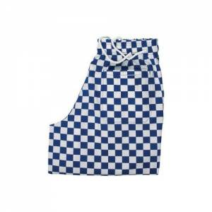 Chef Works Blue White Baggie - Size Xs