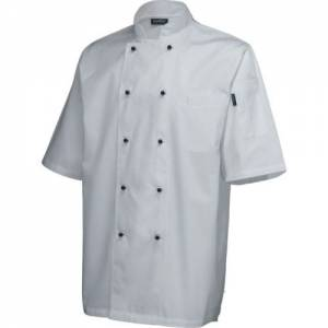 Chef Works Marche Jacket Short Sleeves - Size M