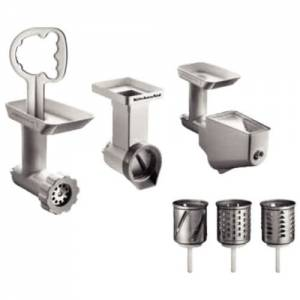 Attachment Pack with J501, AD296, F661 for Kitchenaid Mixers