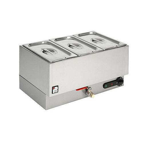 Parry Alpha Wet Well Bain Marie 1 X 1 / 1 Gastronorm Model 1885