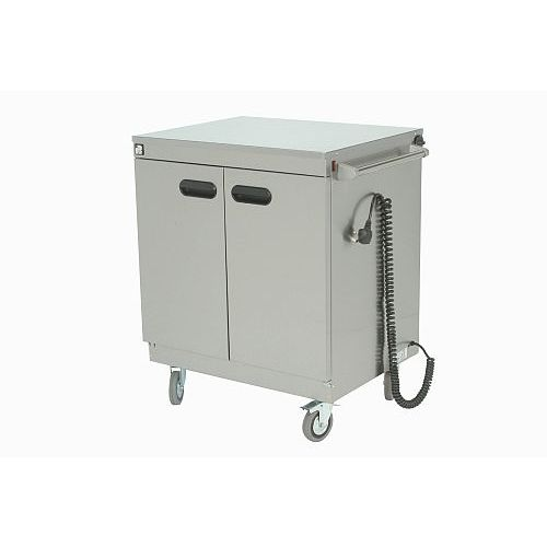 Parry Mobile Hot Cupboard Model 1888
