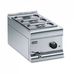Lincat Silverlink 600 Wet Heat Bain Marie Base Unit BM3W