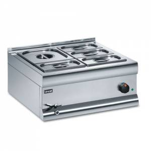 Lincat Silverlink 600 Wet Heat Bain Marie Base Unit BM6W