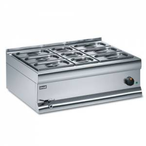 Lincat Silverlink 600 Wet Heat Bain Marie Base Unit BM7XW