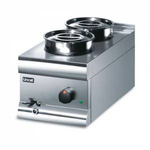 Lincat Silverlink 600 Wet Heat Bain Marie BS3W