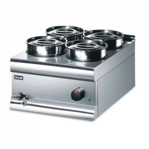 Lincat Silverlink 600 Wet Heat Bain Marie BS4W