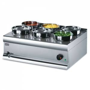 Lincat Silverlink 600 Wet Heat Bain Marie BS7W
