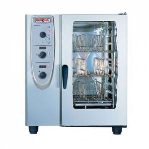 Rational Combi Steam Oven 10 Grid 1 / 1 Gn - Gas Model CM101G