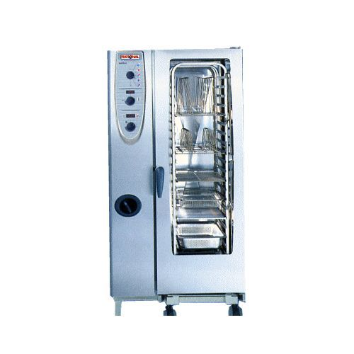 Rational Combi Steam Oven 20 Grid 1 / 1 Gn - Electric Model CM201