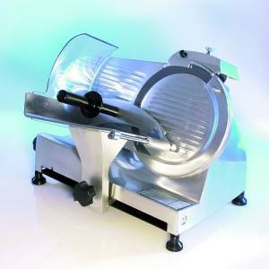 ChefQuip Electric Food Slicer 250mm Blade And Blade Removal Tool Model CQS250