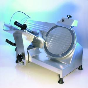ChefQuip Electric Food Slicer 300mm Blade And Blade Removal Tool Model CQS300