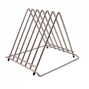 Stainless Steel Wire Rack - Holds 6 Boards