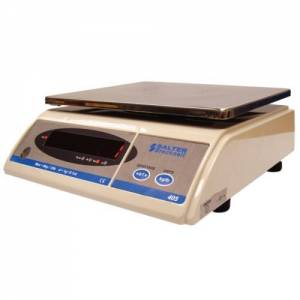 Salter Model 405 Electronic Bench Scales - 15kg