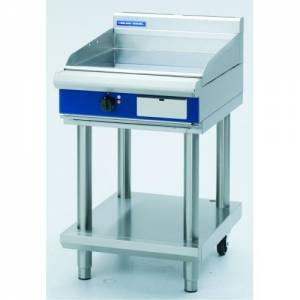 Blue Seal Heavy Duty Electric Griddle With Leg Stand 600mm Wide X 812mm Deep X 915mm High Model EP5