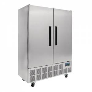 Polar Double Door Slimline REFRIGERATOR