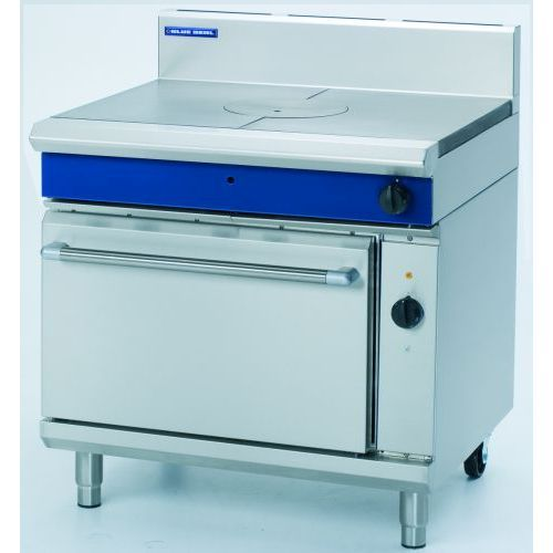 Blue Seal Target Top Range With Electric Convection Oven Model GE576