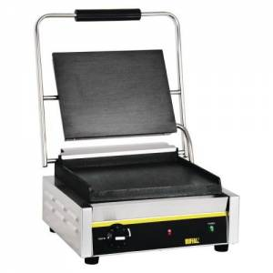 Buffalo Bistro Contact Grill - Large Flat Plate