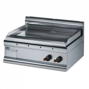 Lincat Silverlink 600 Gas Griddle GS7/R/N