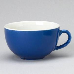 Churchill New Horizons Blue Cappuccino Cup 10oz