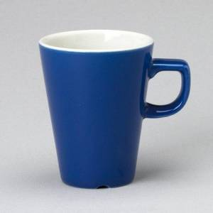 Churchill New Horizons Blue 8oz Cafe Cup