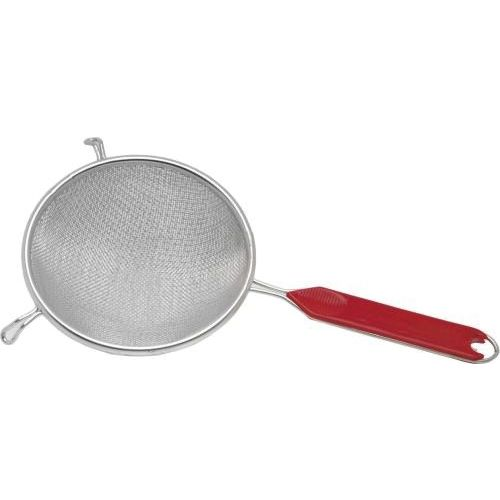 Double Mesh Bowl Strainer 10""