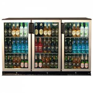 Infrico ZXS3 Triple Door Bottle Cooler