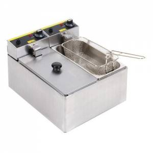 Buffalo Double Fryer - 2x3ltr
