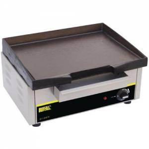 Buffalo Counter Top Electric Griddle - 385x280mm