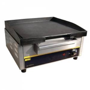 Buffalo Counter Top Electric Griddle - 38x38.5cm