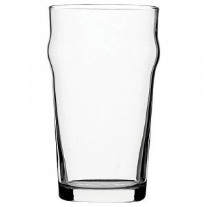 20oz Gs Nonic Beer Glass