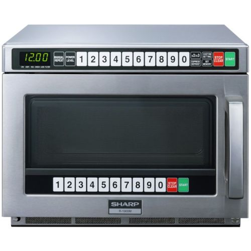 Sharp R1900M Commercial Microwave Oven