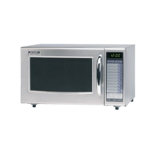 Sharp R21atp Commercial Microwave