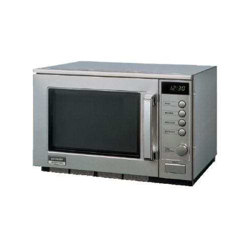 Sharp R23am Commercial Microwave