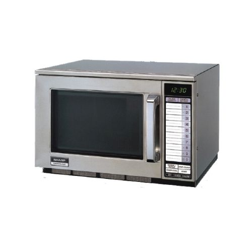Sharp R24at Commercial Microwave