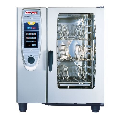 Rational Electric Self Cooking Centre 10 Grid 1 / 1 Gn Model SCC101
