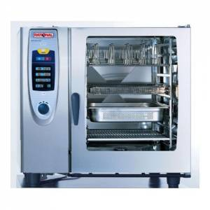 Rational Gas Self Cooking Centre 10 Grid 2 / 1 Gn Model SCC102G