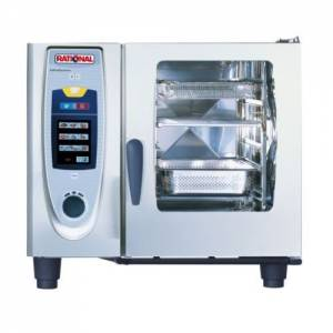 Rational Gas Self Cooking Centre 6 Grid 1 / 1 G / n Model SCC61G