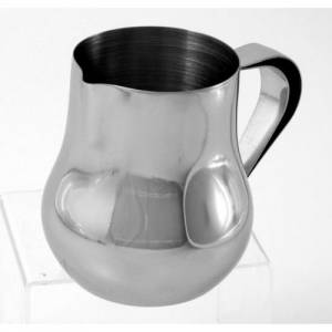 Arabian Milk Jug Stainless Steel 12.5oz
