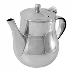 Arabian Coffee Pot Stainless Steel 24oz