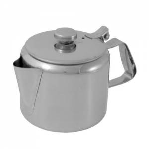 Economy Teapot Stainless Steel 100oz