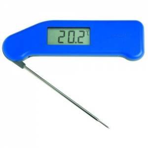 Thermapen Thermometer Blue