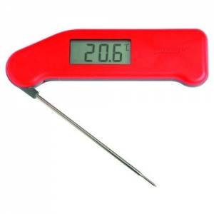 Thermapen Thermometer Red