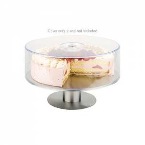 Cover For Stainless Steel Rotating Cake Stand - 310mm Dia