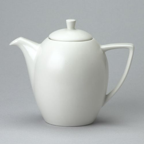 Churchill Ultimo White Beverage Teapot 30oz
