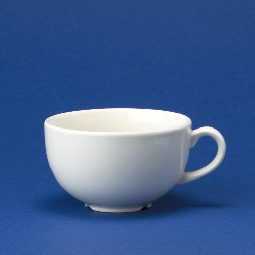 Churchill Snack Attack White Cappuccino Cup 28 Cl