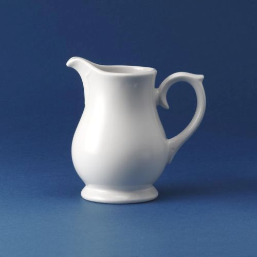 Churchill White Sandringham Jug 0.5 Pt